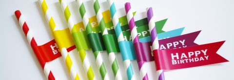 Need customised paper straws?